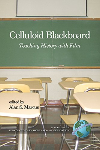 Celluloid Blackboard (Contemporary Research in Education)