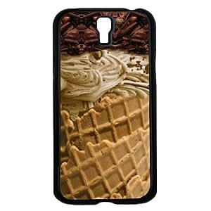 Ice Cream Vanilla Hard Snap On Case (Galaxy S4 IV)