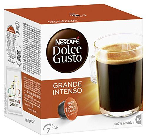 Nescafé Dolce Gusto Grande Intenso, 3er Pack (48 Kapseln) 480g