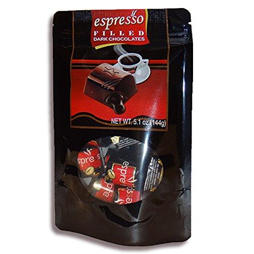 - Espresso Filled Dark Chocolates (3 Pack)