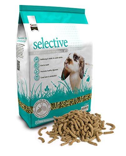 Supreme Science Selective Rabbit 1.5kg (Selective Rabbit Food)