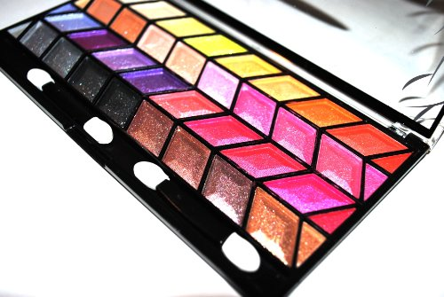 Shimmer 40 Class Color Eyeshadow Design Makeup Kit