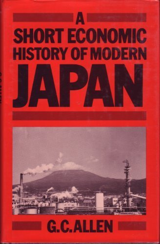 A Short Economic History of Modern Japan ()