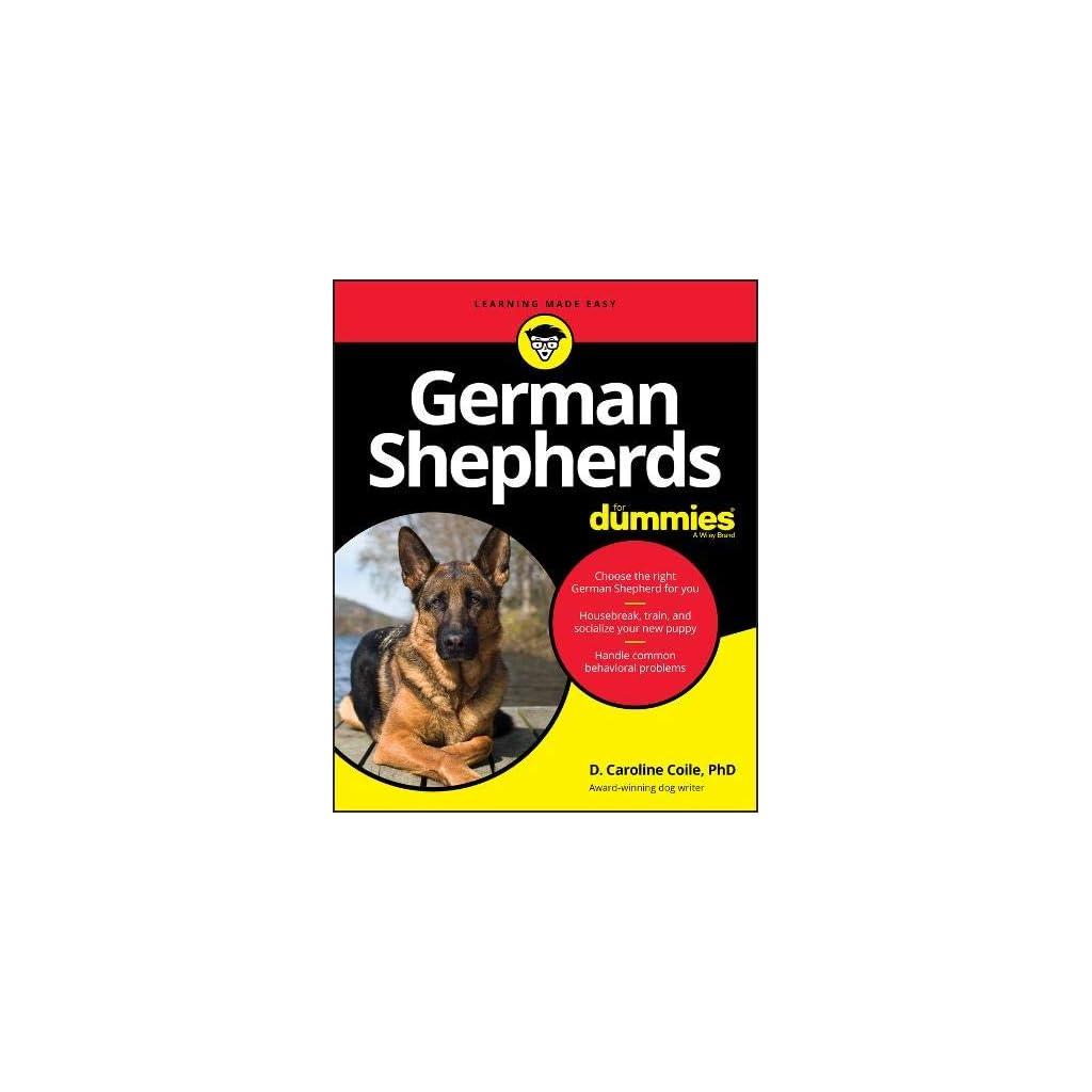 German-Shepherds-For-Dummies
