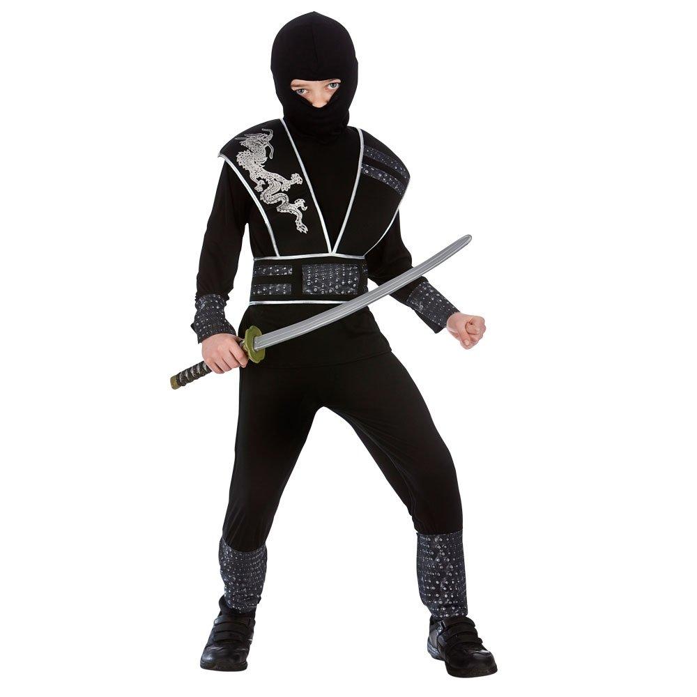 Elite Shadow Ninja - Kids Costume 5 - 7 years