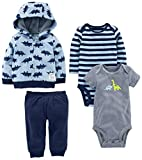 Simple Joys by Carter's Boys' 4-Piece Little Jacket Set
