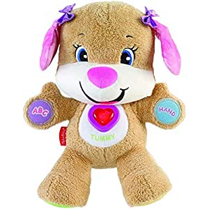 Fisher Price Laugh And Learn Smart Stages Girl Puppy CGR39 Educational Toy