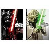STAR WARS Original Trilogy + STAR WARS Prequel Trilogy (6 DVD)