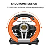 PC Racing Wheel, PXN V3II 180 Degree Universal