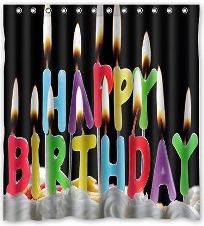 Amazon.com: COOL diseño Feliz cumpleaños niños Celebración ...