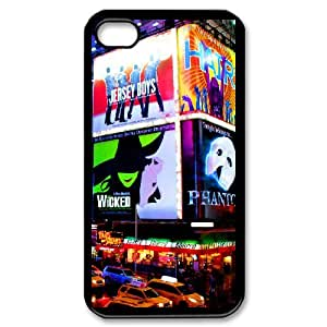 iPhone 4,4S Phone Case Broadway Y8T91828