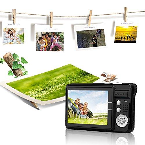 HD Mini Digital Camera with 2.7 Inch TFT LCD Display, Kids Childrens Digital Video Cameras-- Sports,Travel,Camping,Birthday Present