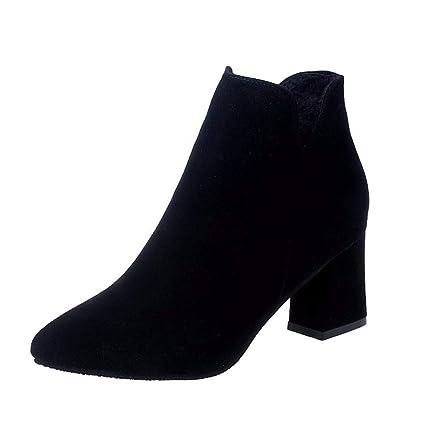 Côté FemmesTip Zipper La Hauteur HBDLH pour Chaussures du vN0wO8ymn