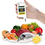Healthy Eating,Greentest Instant Read Digital Food Processor,Fresh Meat,Fruit,Vegetable Nitrate Tester & Geiger Counter