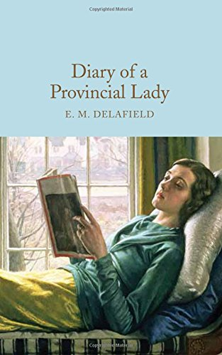 book cover of The Diary of a Provincial Lady