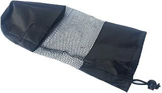 PUER Sac de Yoga en Maille Duffel Sac à Dos Sac de plongée W/Sec Poche pour plongée et plongée avec Tuba Sac DE 34,8x 10,4cm