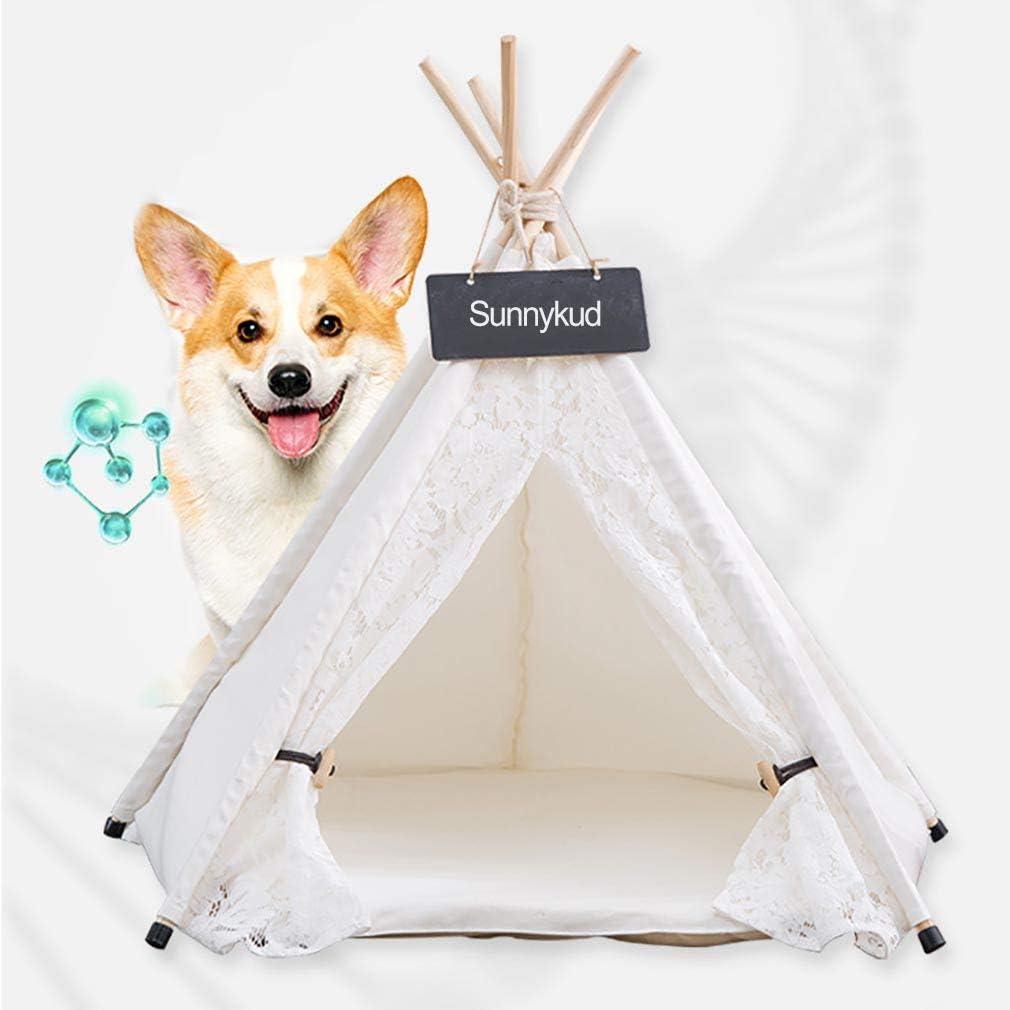 Tenda parasole triangolare con corda traspirante Beiyoule impermeabile antivento