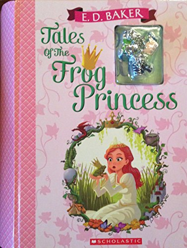 Tales of the Frog Princess Boxed Set in collectible box
