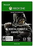 Mortal Kombat X: Kombat Pack 1 - Xbox One Digital Code