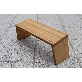 Amazon Com Haibeir Wooden Folding Chair Pure Manual