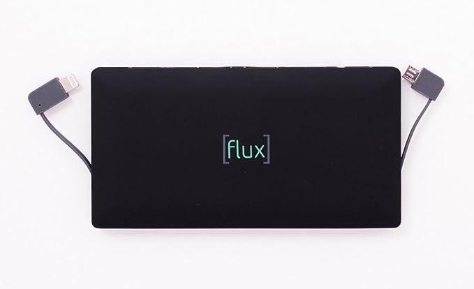 Flujo de batería Plus – mejor cargador de teléfono portátil para iPhone, Android, y