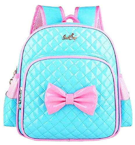 Suerico Cute Durable Waterproof Toddler Preschool Bag Kindergarten Kids Backpack for Girls ()