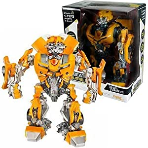 Transformers Beatmix Bumblebee IPOD MP3 CD PC Music Player Speaker