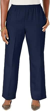 Karen Scott Womens Comfort Waist Classic Pants