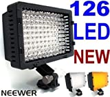 Best NEEWER Table Lamps - Neewer Led CN-126 Ultra High Power 126 LED Review