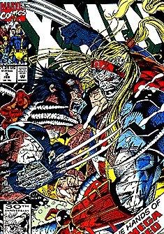 X-Men (1991 series) #5 ()