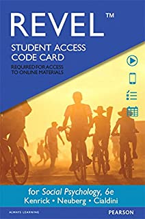 Amazon social psychology goals in interactions alc and revel revel for social psychology goals in interaction access card 6th edition fandeluxe Choice Image