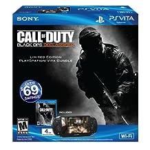 PS Vita Call of Duty: Black Ops Declassified Limited Edition Wi-Fi Bundle - PlayStation Vita