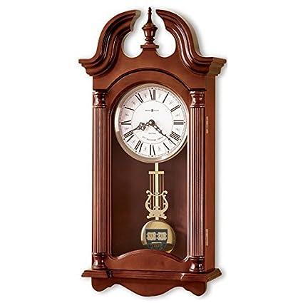 Amazon Com Harvard Howard Miller Wall Clock Sports Fan Wall