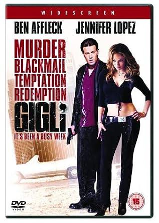Gigli Dvd 2003 By Jennifer Lopezben Affleck Amazonde Dudley