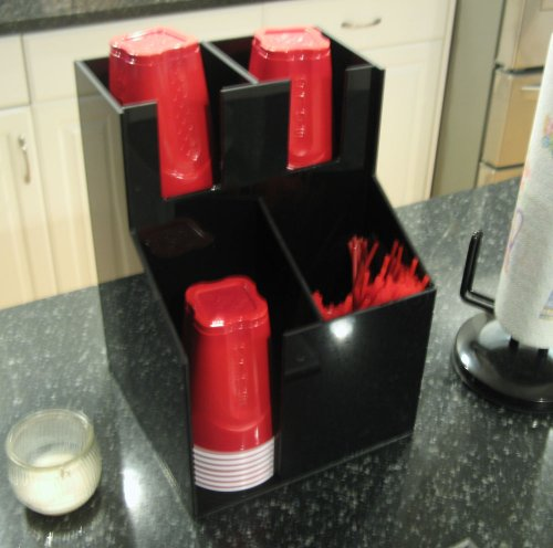 Vertical Party Cup Dispenser