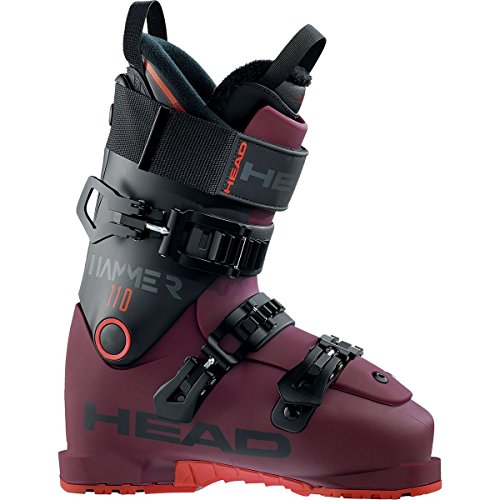 Head Skis USA Hammer 110 Ski Boot - Men's One Color, 26.5 - Head Skis Freeride Skis