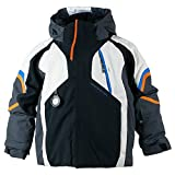 Obermeyer Kids  Baby Boy's Patrol Jacket (Toddler/Little Kids/Big Kids) Black 4T