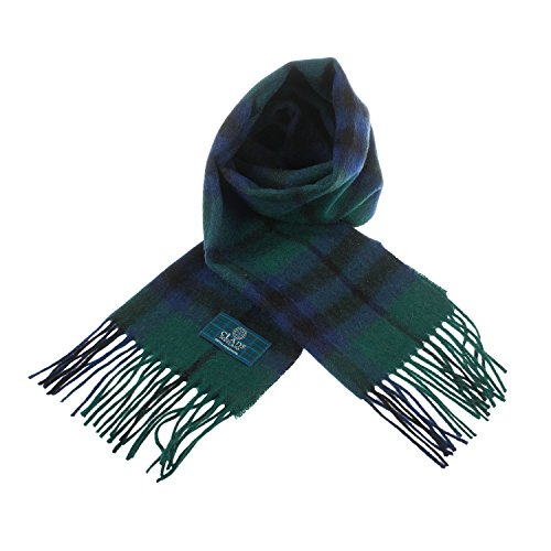Multicolore Scotland Echarpe Homme Of Bigarré Austin Clans w5nI4x