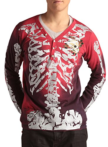 Ed Hardy Mens Skeleton - 2