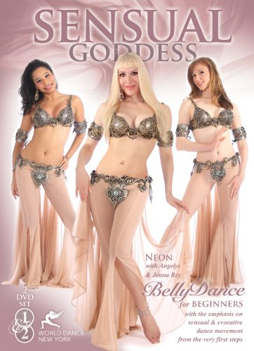 4th Movement Music Book (Sensual Goddess - Belly Dance for Total Beginners, with Neon: Belly dancing classes and complete bellydance how-to in a four-hour, 2-DVD SET, all non-stop movement with music)