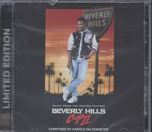Harold Faltermeyer - Beverly Hills Cop Ii, Expanded Soundtrack Cd - Zortam Music