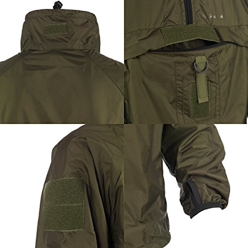Snugpak Venture Ranger Series TS1 Smock Windproof Jacket Olive