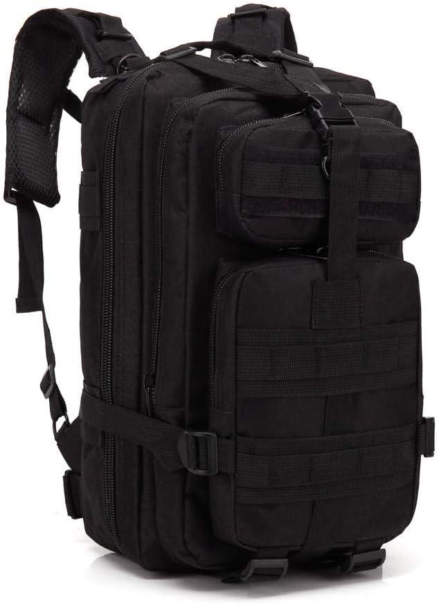 Weekender Carry On Backpack aprobada por Equipo de Entrenamiento t/áctico al Aire Libre Mochila de Camping Mochila de Viaje Maleta de Cabina Mochila de Equipaje de Mano