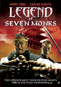 Legend of Seven Monks (Full Sub)