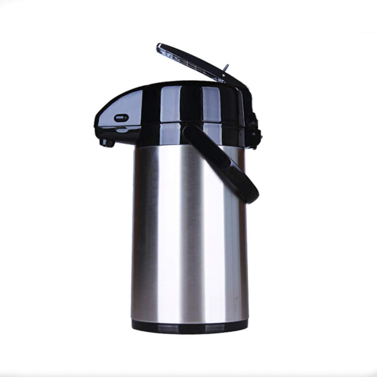 旅行絶縁ポット、車の断熱材のやかん、304ステンレス鋼ライナー屋外ポータブル大容量2.2L魔法瓶、やかん/魔法瓶   B07RFSTM3F