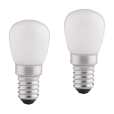 B4U Bombilla LED E14, 2W (Equivalente a 15W), 200 Lumen luz Cálida ...