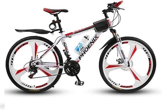XER Bicicleta de montaña para Hombre, Ruedas de 3 radios con Doble ...