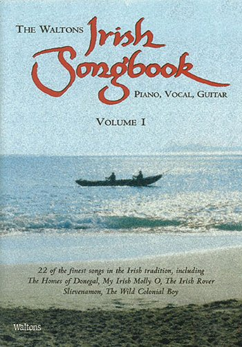 Waltons Irish Songbook Volume 1