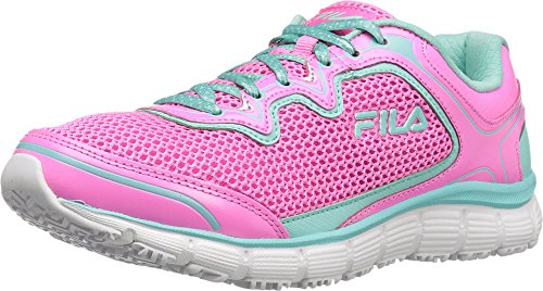 fila-womens-memory-fresh-start-slip-resistant-sneakers-pink-leather-mesh-7-m