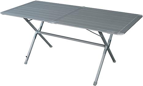 Aluminio camping mesa plegable. Ahorra Espacio. Multiusos mesa ...